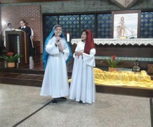 Dia da Vida Religiosa Consagrada - Núcleos