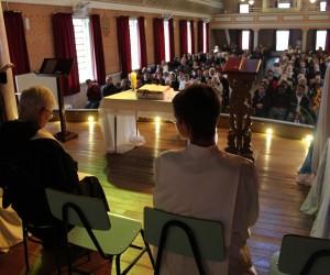 Conferência com Frei Clodovis Boff - Maria - Modelo de consagrada