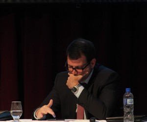 Seminário de Ecônomos com Dom João Braz de Aviz.
