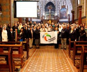 Acolhida dos Símbolos do Mês Missionário Extraordinário 2019
