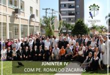 JUNINTER IV com Pe. Ronaldo Zacarias.