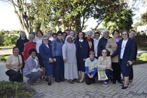 Encontro dos Religiosos/as do sub núcleo Cabral - Curitiba