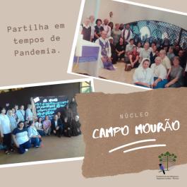 NÚCLEO DE CAMPO MOURÃO EM TEMPOS DE PANDEMIA