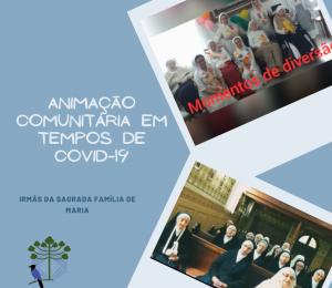 Casa de Religiosas Idosas espaço de Convivência e Partilha de Experiências.