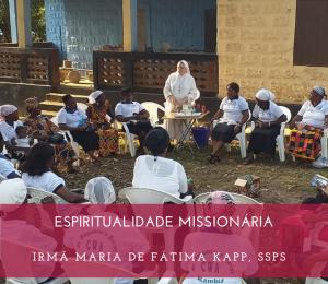 ESPIRITUALIDADE MISSIONÁRIA