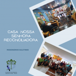CASA NOSSA SENHORA RECONCILIADORA.