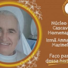 Núcleo de Cascavel Homenageia Irmã Annarosa Marinello