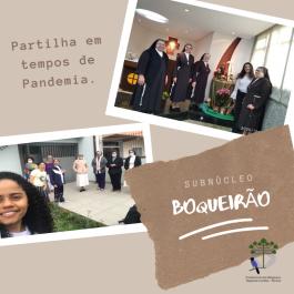 SUBNÚCLEO BOQUEIRÃO EM TEMPOS DE PANDEMIA