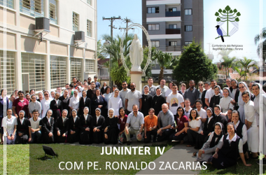 IV JUNINTER - Amar como Consagrados.