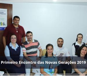 Primeiro Encontro das NGs Curitiba.