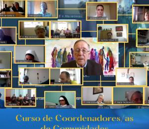 Curso de Coordenadores/as de Comunidades.