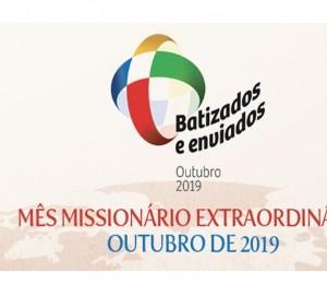 Formação e Animação Missionária nas Regionais e Núcleos da CRB - 04 e 05 de Maio - Ponta Grossa - PR