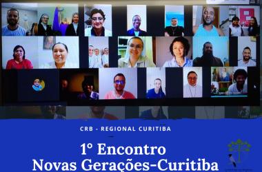 Primeiro Encontro Novas Gerações, Regional Curitiba.