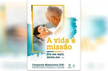 Mensagem do Papa Francisco para o dia Mundial das Missões.