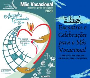 Mês Vocacional, Subsidio para Encontros e Celebrações.