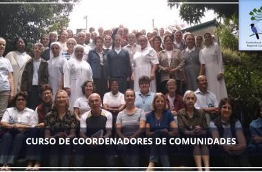 """""""As raízes das nossas relações estão no Evangelho"""". Curso de Coordenadores de comunidades."""