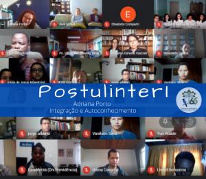 Postulinter I de 2021: Integração e Autoconhecimento.