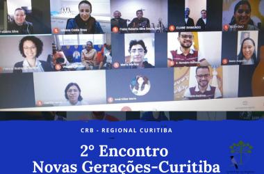 Segundo Encontro das Novas Gerações de Curitiba.