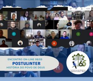 III Postulinter: A história do povo de Deus
